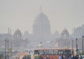 Air quality again deteriorates in Indian capital city