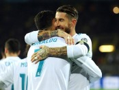 Real Madrid, Besiktas advance in Champions League