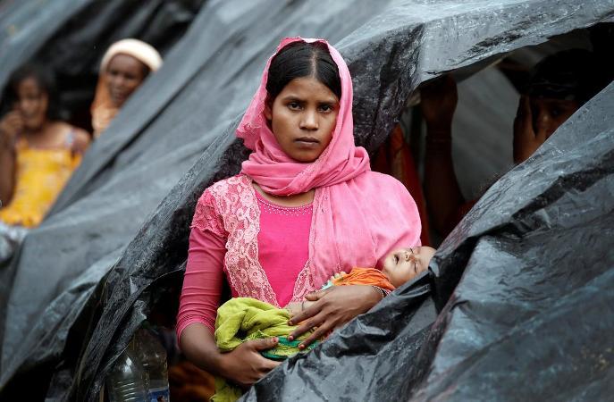 Bangladesh urges Asian leaders to pressure Myanmar for Rohingya's return