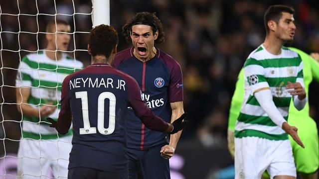 Neymar turns it on as PSG destroy Celtic 7-1