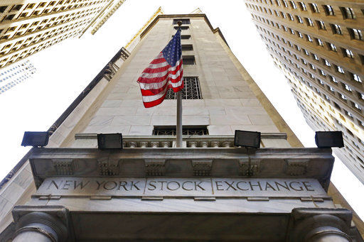 US stocks mostly slip away from their latest record highs