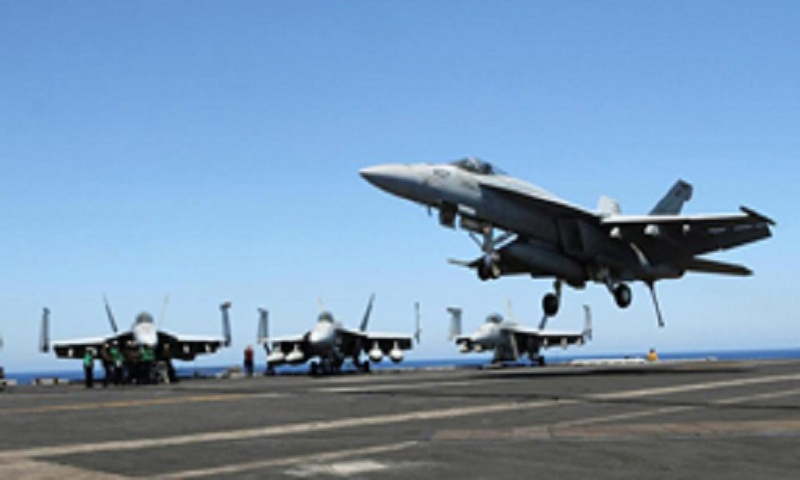Eight rescued after US Navy aircraft crashes in Philippine Sea