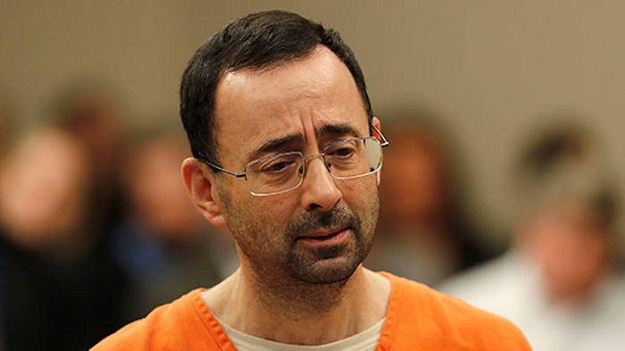 USA gymnastics doctor pleads guilty to sex charges