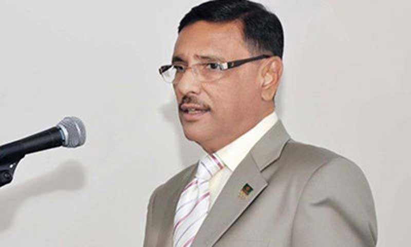 Befitting reply to BNP's any arson movement, says Quader
