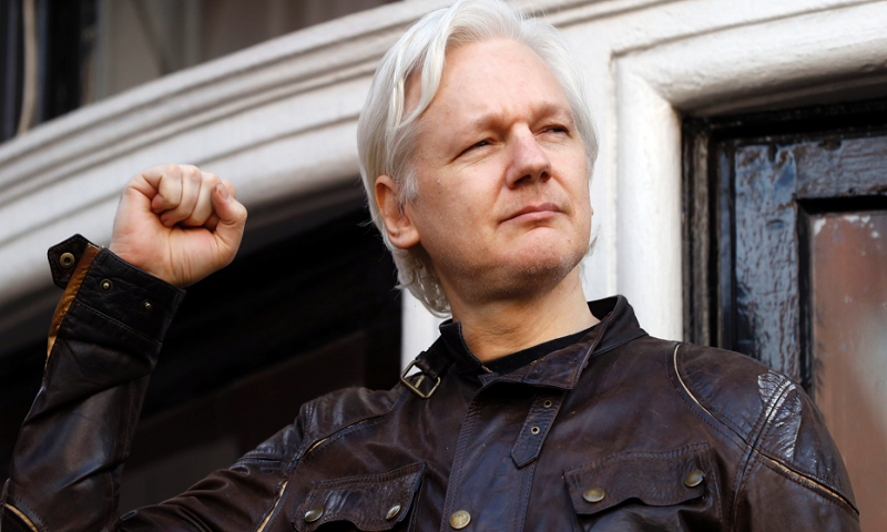 Ecuador again tells Assange to not meddle in other countries