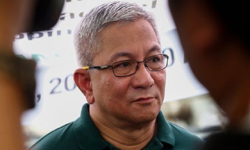 Philippine anti-drug agency chief vows 'rule of law'