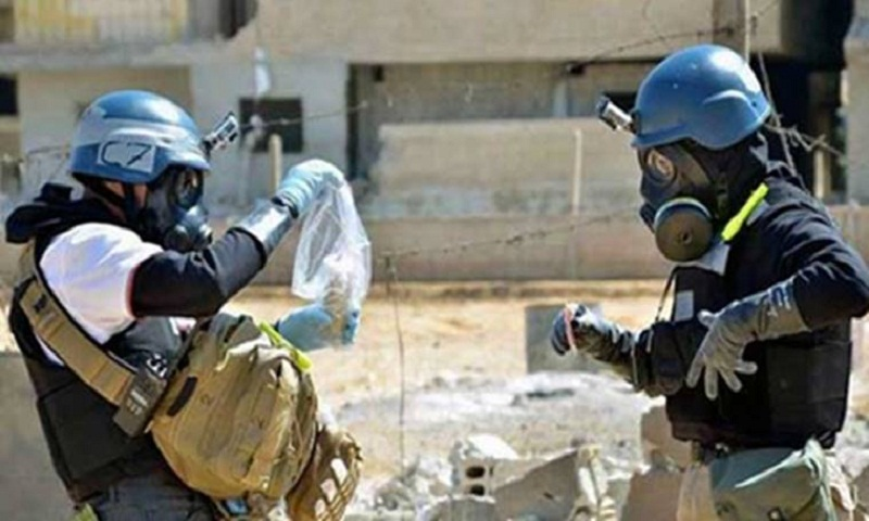 Russia says expert body on Syria chemical attacks 'is dead'