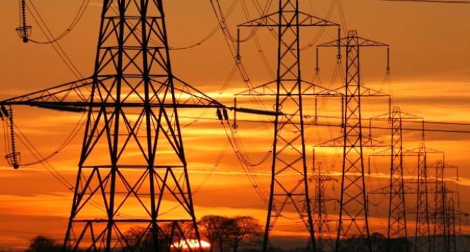 Higher power tariff from December