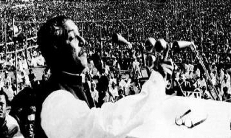 Nation to celebrate recognition of Bangabandhu's March 7 Speech today