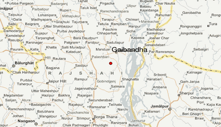 Gaibandha to celebrate recognition of historic 7th March speech