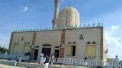 Bomb and gun attack on Egypt mosque kills 184