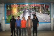 3 'drug peddlers' held in city