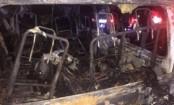 13 Myanmar passengers killed in Thai van crash: police