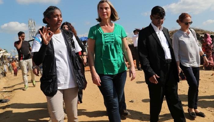 EU to monitor Rohingya repatriation process