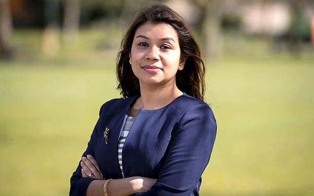 Tulip receives 'Labour Newcomer MP of the year' award