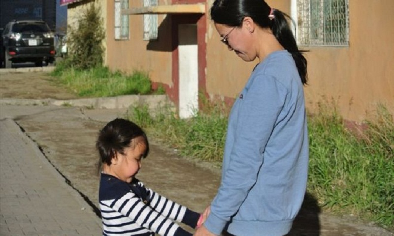 Mongolia domestic violence: 'I screamed for help, but nobody came'