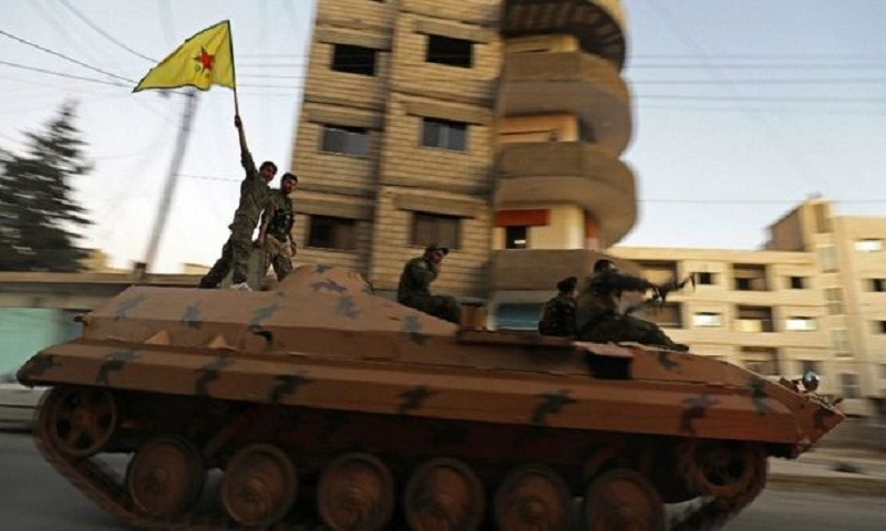 US to stop arming anti-IS Syrian Kurdish YPG militia – Turkey