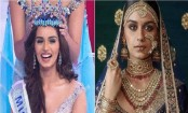 Miss World Manushi Chhillar is Bollywood ready
