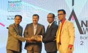 Bashundhara LP Gas gets Best Brand Award