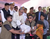 President assures Rohingyas of safe repatriation