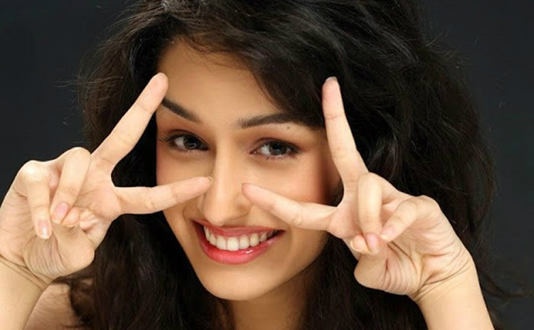 Shraddha 'happy' for her music career