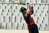 Rajshahi Kings on batting to chase 214 against Khulna Titans