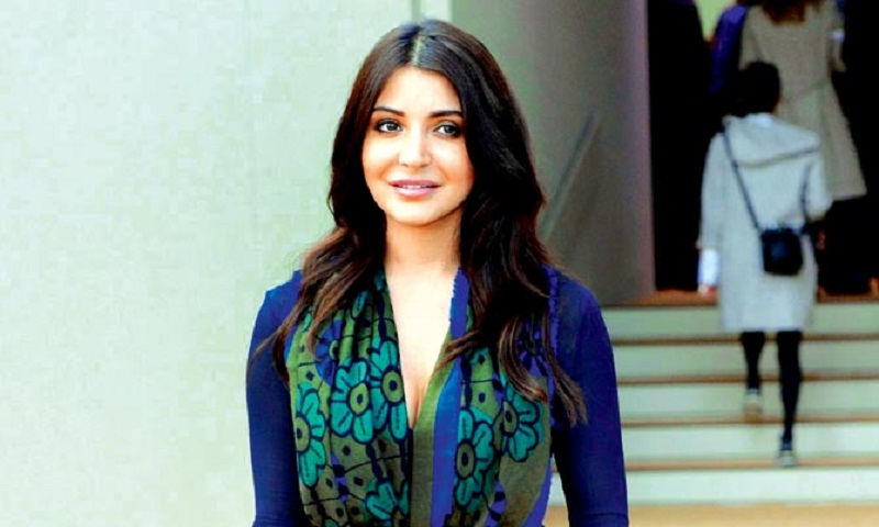 Anushka Sharma reveals the best thing that happened to her physically