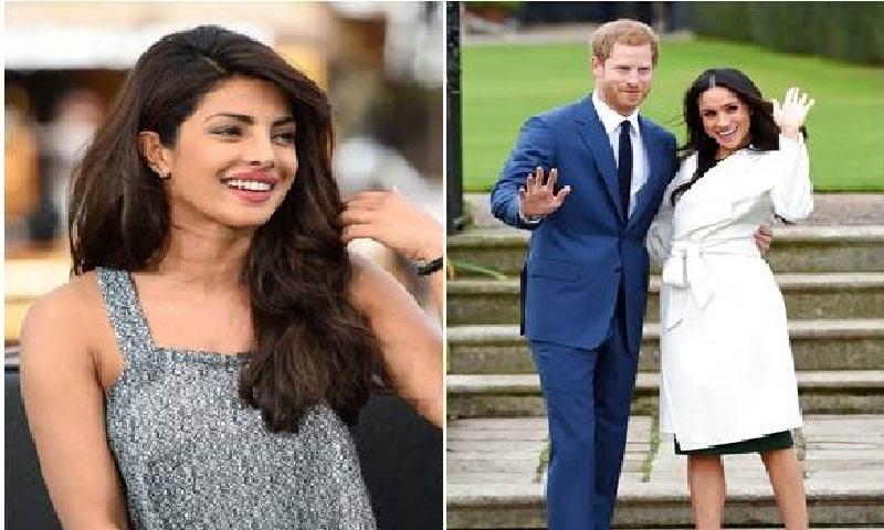 Royal engagement: Priyanka 'so happy' for Meghan Markle