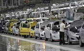 Hyundai workers halt SUV production after talks collapse