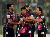 Team Rangpur Riders seal 4-wicket win over Sylhet Sixers