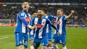 Espanyol tops Getafe 1-0 in Spanish league