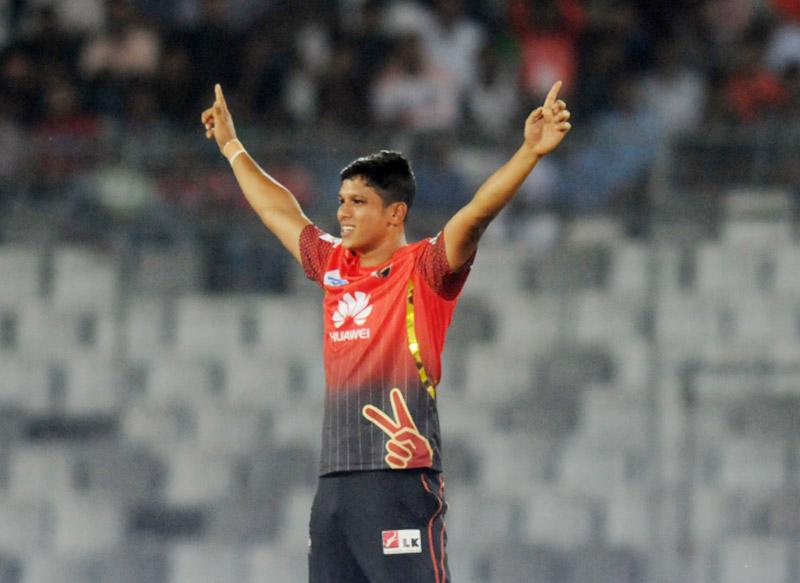BPL-5: Comilla Victorians beat Dhaka Dynamites by 12 runs