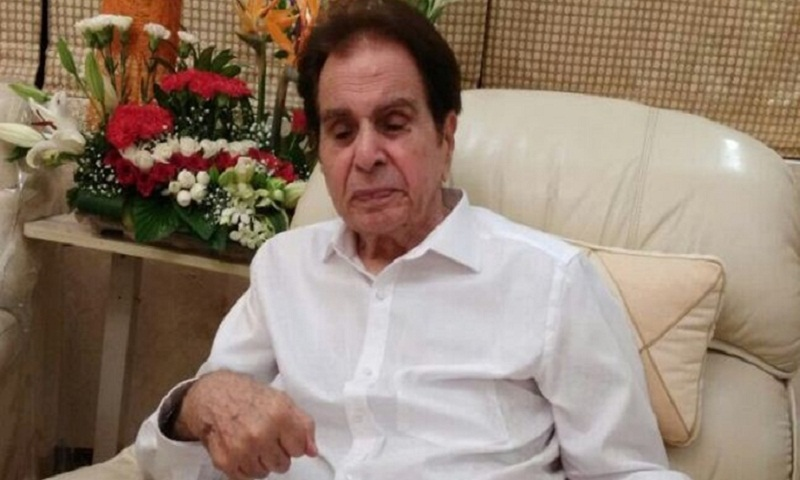 Dilip Kumar diagnosed with mild pneumonia but health parameters normal