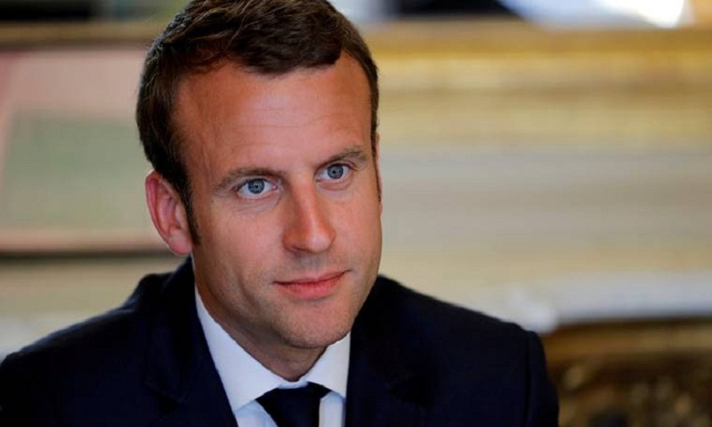 France President Emmanuel Macron to give Saudi Arabia extremist list