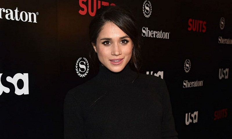 Meghan Markle was written out of Suits a year ago
