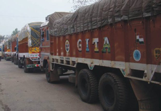 Strike halts export-import activities at Benapole
