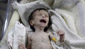 Ghouta child malnutrition worst in Syria's war: UN