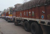 Strike halts export-import activities at Benapole