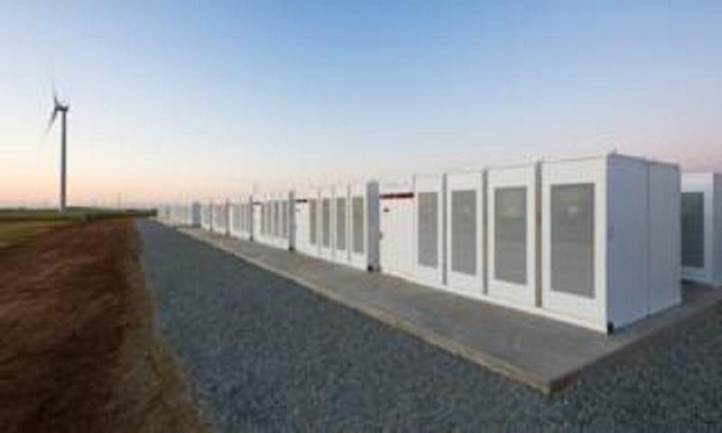 Tesla mega-battery in Australia activated