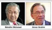 Malaysian commission seeks probe against Mahathir, Anwar