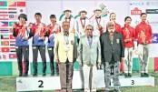 South Korea dominate as Bangladesh miss bronze