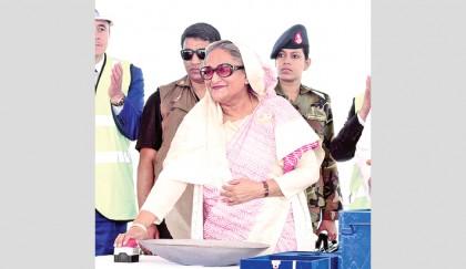 Bangladesh enters  nuclear world