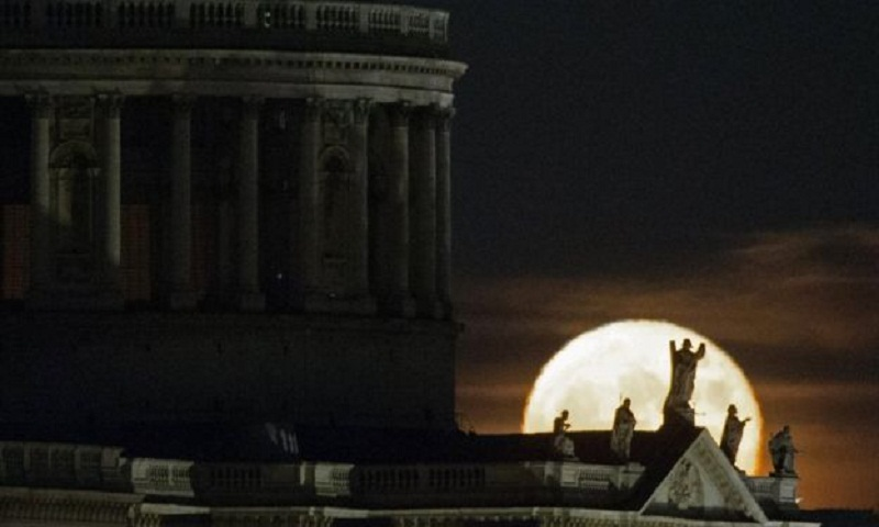 'Supermoon' to brighten up skies for stargazers