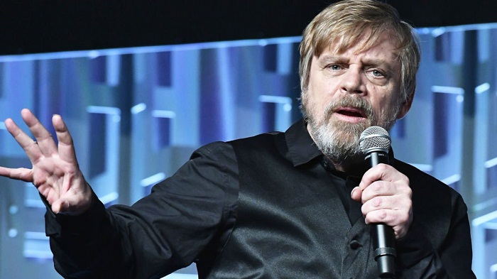 Mark Hamill used wheelchair to dodge autograph hunters