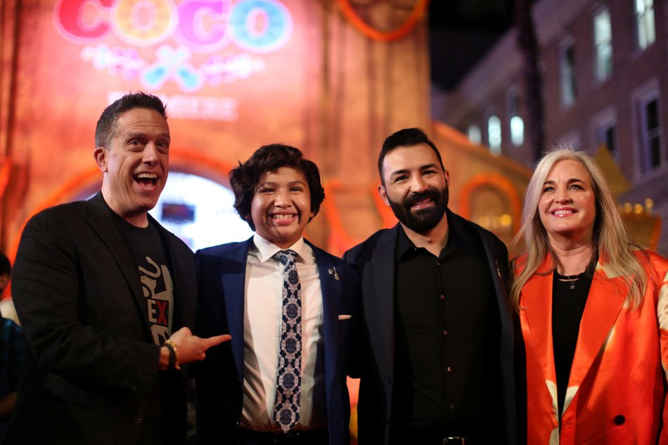 'Coco' and Mexico's Day of the Dead rule at the box office
