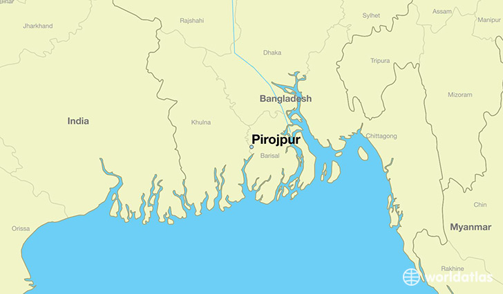 2 of a family killed in Pirojpur road crash