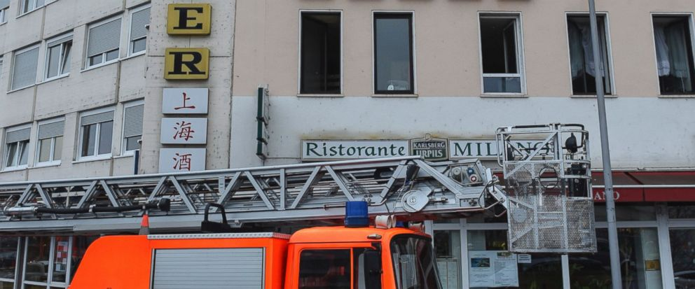Germany: Police detain resident after building fire kills 4