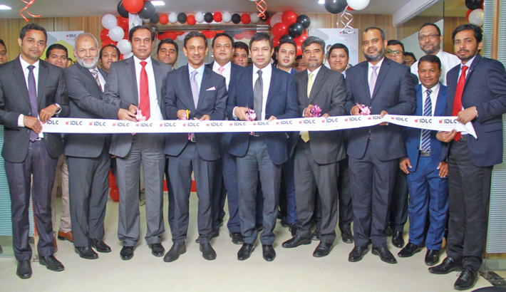 IDLC opens new branch in Barisal
