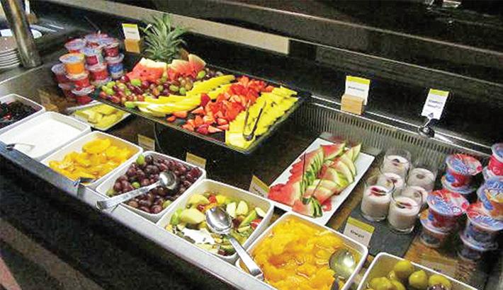 Buffet Breakfast @ Grace 21