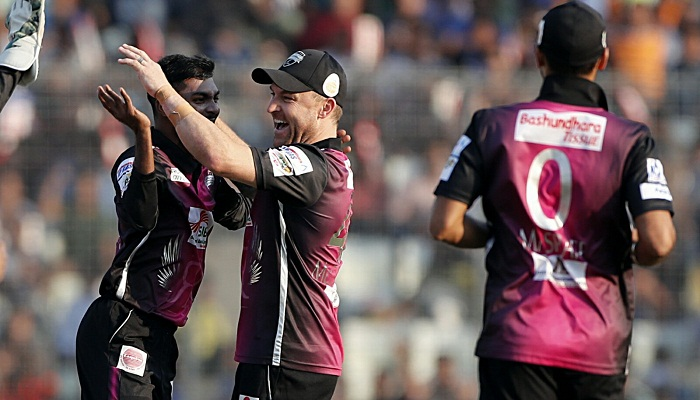 Rangpur seal playoff spot